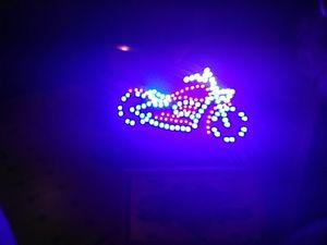 Harley Davidson light sign and clock for sale  Wichita, KS
