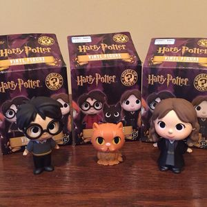 Harry Potter Mystery Minis
