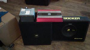 Kicker Box