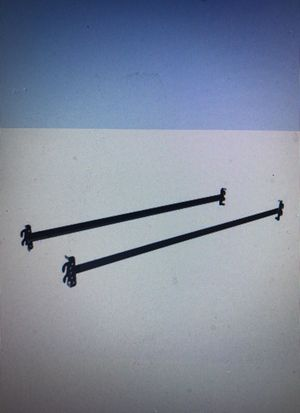 Bed Frame Rails-Hooks or Bolts, Full or Queen, will Deliver!