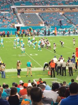 Tampa Bay Bucs Vs Miami Dolphins Tickets 11/19/17