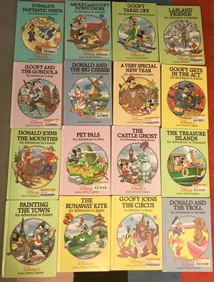 Disney Small World Collection Kids Books (16)