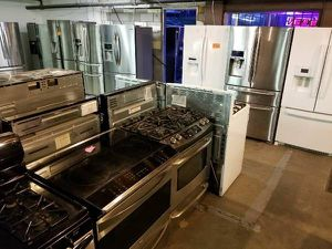"""Blow Out Sales Today Appliances Starting $from $129 plus and up (60 days Warranty)store address 21639 pacific hwy S Des moines wa tel 20""""""""six 5038625"""