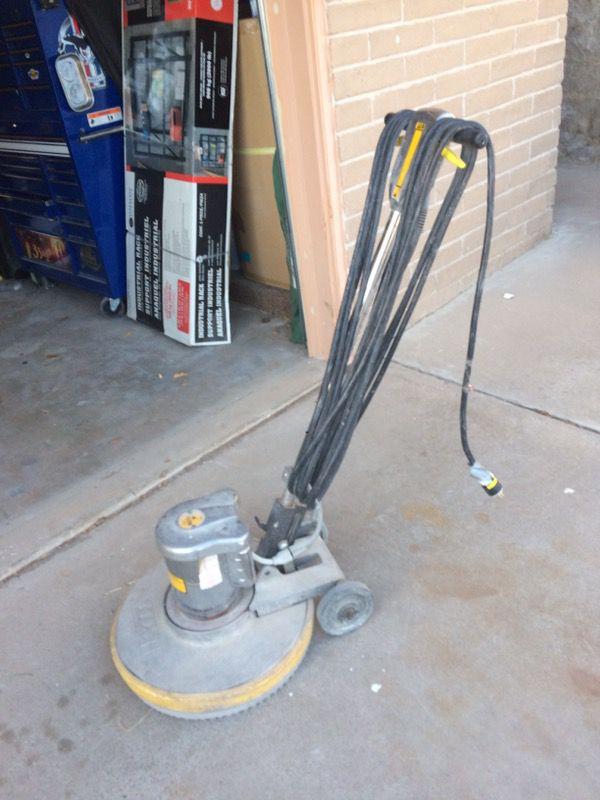 floor buffer for sale ( business equipment ) in el paso, tx - offerup