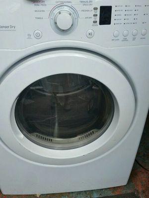LG. Gas Dryer