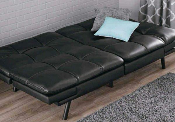 mainstays memory foam futon modern furniture in kent wa offerup. Black Bedroom Furniture Sets. Home Design Ideas