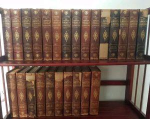 Ridpath Library of Universal Literature 1907 Set