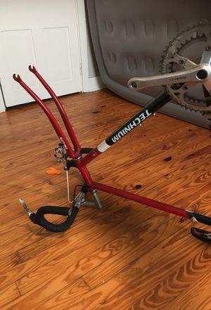 Technium Raleigh bike