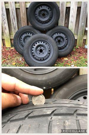 Tires / llantas