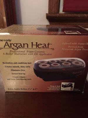 Argon Heat rollers