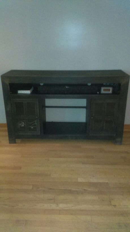 Ashley Tv Cabinet Like New Furniture In North Riverside Il Offerup