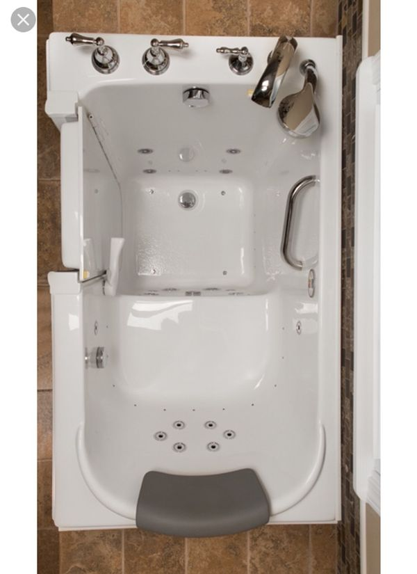 PRICE REDUCED Liberation American Standard Walk-In Bath Tub ...