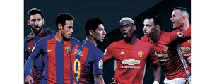 3 Barcelona vs Manchester United Tickets July 26 Fedex Field
