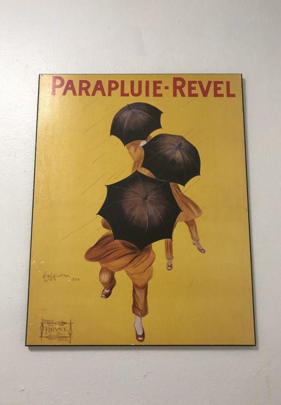 Parapulie Revel wall art (Household) in Denver, CO