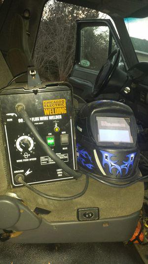 Chicago electric wire welder