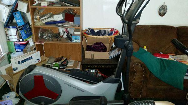Pro-Form Elliptical machine $150.00 Obo (Beauty & Health) in Fort ...