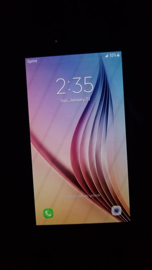 Galaxy s6 with phone case