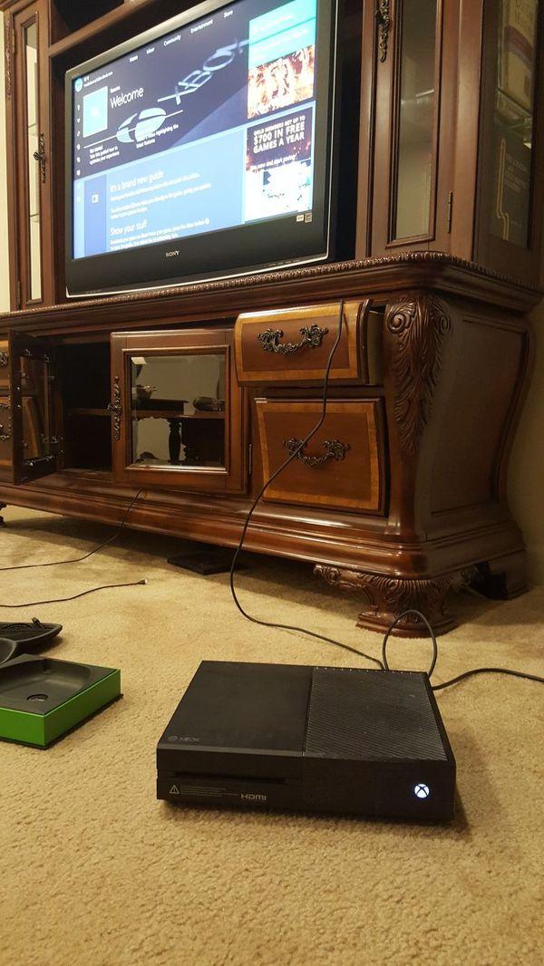 Xbox One 1TB (ps4 Playstation 4 Nintendo 3ds switch wii u Nike Jordan Samsung laptop iPhone galaxy Mac)