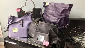 For Sale: Brand Name Purses and House hold items
