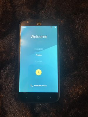 ZTE Grand X 3 Cricket Wireless for parts only