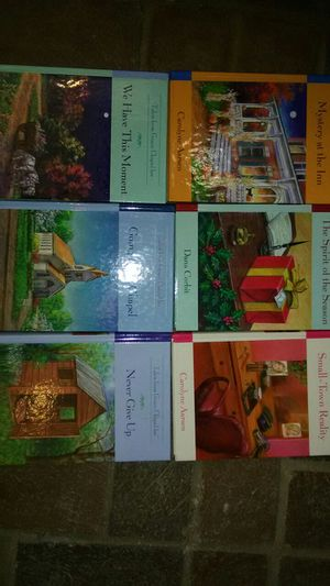 Tales from Grace chapel inn books