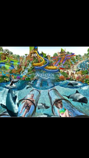 Aquatica tickets