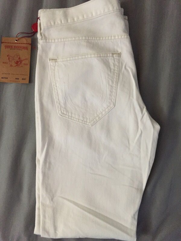 White True Religion Jeans ( Clothing & Shoes ) in Daly City, CA ...