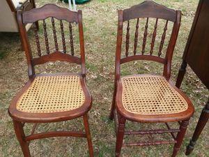 Retro Rattan Chairs 40