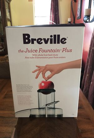 Breville The Juicer Fountain Plus