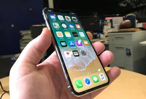 iPhone X unlocked threw boost mobile