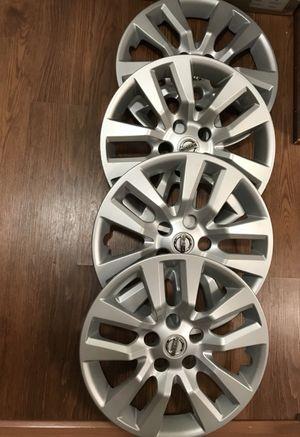 "Nissan Altima 16"" OEM Wheel covers set"