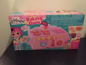 Brand New Lalaloopsy Baking Oven