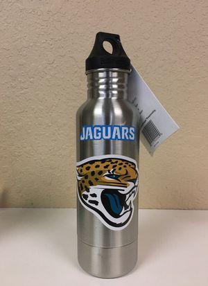 Jaguars Bottlekepper Beer Bottle Cooler