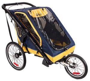 Switchback Hybrid Bike Trailer/Jogger Stroller