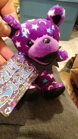 Grateful Dead Dark Star the purple bear