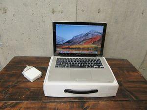High Sierra Special Order MacBook Pro