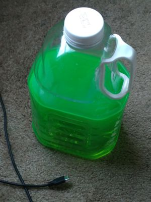 PC water cooling fluid