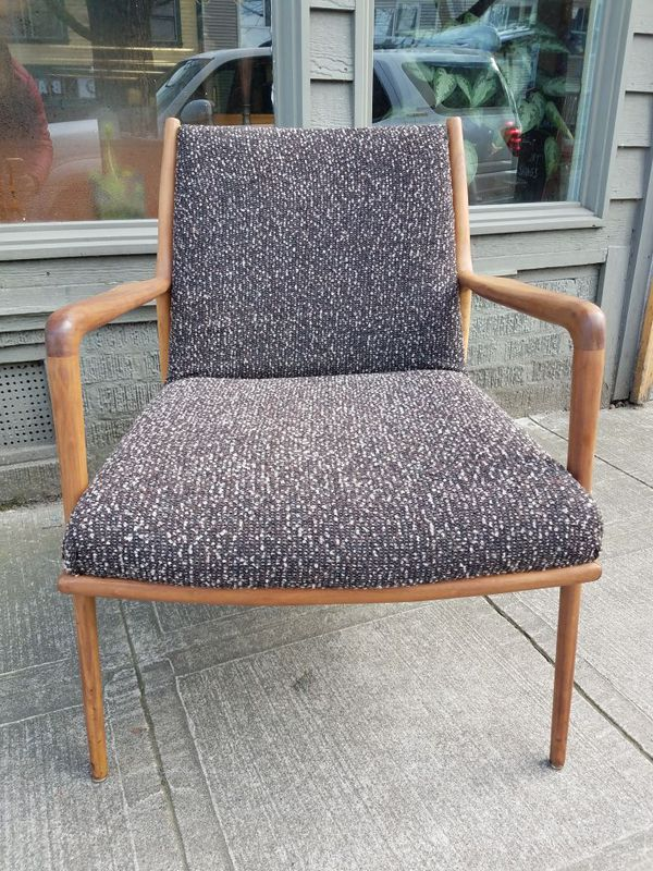 Mid Century Danish Modern Chair Furniture in Seattle