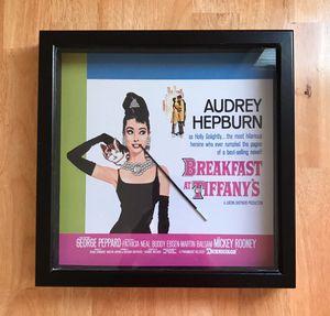 Breakfast At Tiffany's Framed Wall Art