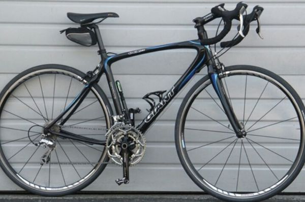 Giant Ocrc2 Carbon Fiber Race Road Triathlon Bike Bicycles In