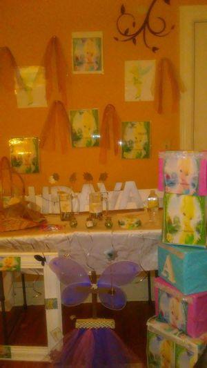Event/party decorator