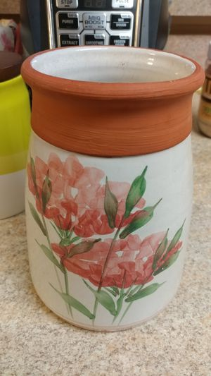 Hand Painted Pottery- Collectable