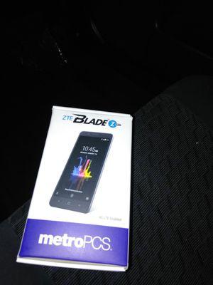 Metro PCS zte blade wont turn on