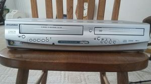 Video recorder & DVD/CD player