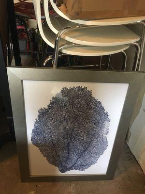 Nice coral artwork
