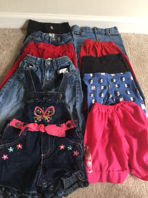 Baby girl clothes a lot
