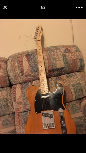 Guitar- Fender Telecaster Squire Affinity