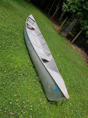 17' Grumman Eagle canoe