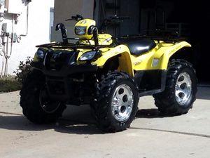 Suzuki vinson 500 4x4