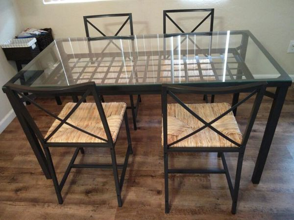 Ikea Table And 4 Chairs Furniture In Redwood City Ca